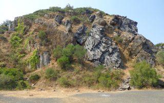 caminhada aldeia mata pequena cheleiros cascatas ancos caminhando-3