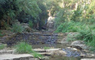 caminhada aldeia mata pequena cheleiros cascatas ancos caminhando-6