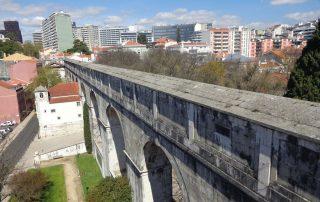 visita aqueduto das aguas livres caminhando-14