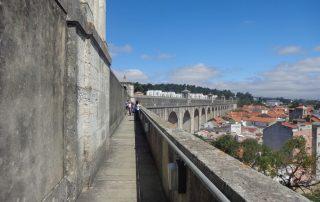 visita aqueduto das aguas livres caminhando-17