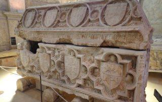 visita museu arqueologico ruinas do carmo caminhando-10