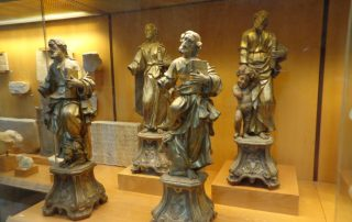 visita museu arqueologico ruinas do carmo caminhando-13