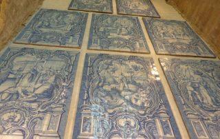 visita museu arqueologico ruinas do carmo caminhando-14