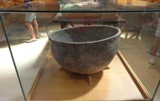 visita museu arqueologico ruinas do carmo caminhando-15