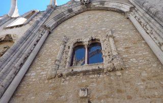 visita museu arqueologico ruinas do carmo caminhando-19
