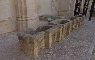 visita museu arqueologico ruinas do carmo caminhando-20