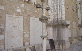 visita museu arqueologico ruinas do carmo caminhando-23