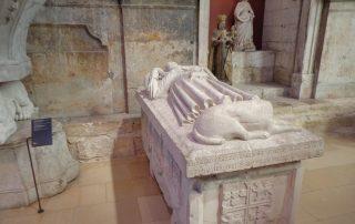 visita museu arqueologico ruinas do carmo caminhando-26