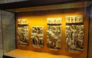 visita museu arqueologico ruinas do carmo caminhando-3