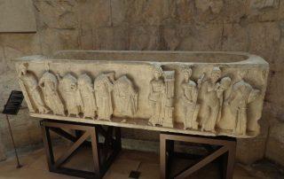 visita museu arqueologico ruinas do carmo caminhando-6