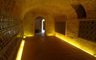 visita palacio bacalhoa vinhos azeitao caminhando-13