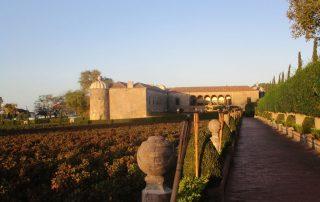 visita palacio bacalhoa vinhos azeitao caminhando-14