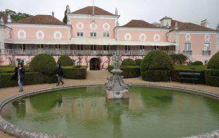 visita palacio belem museu presidencia caminhando 10