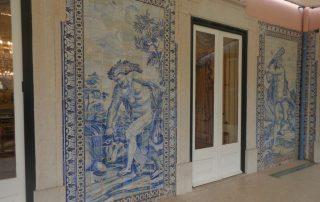 visita palacio belem museu presidencia caminhando 20