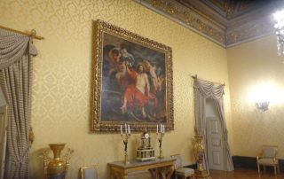 visita palacio belem museu presidencia caminhando 3