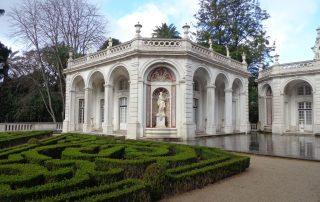 visita palacio belem museu presidencia caminhando 4