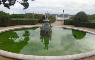 visita palacio belem museu presidencia caminhando 5