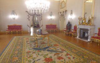 visita palacio belem museu presidencia caminhando 6