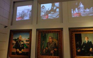 visita palacio belem museu presidencia caminhando 7