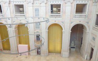 visita palacio foz abadia makavencos caminhando-1