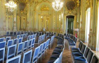 visita palacio foz abadia makavencos caminhando-10