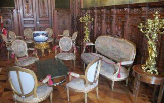 visita palacio foz abadia makavencos caminhando-15