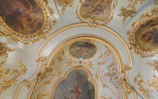 visita palacio foz abadia makavencos caminhando-17