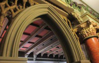 visita palacio foz abadia makavencos caminhando-7