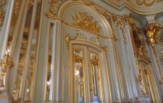 visita palacio foz abadia makavencos caminhando-8