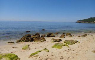 caminhada praia portinho coelhos serra arrabida galapos caminhando-16