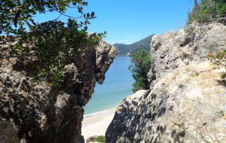 caminhada praia portinho coelhos serra arrabida galapos caminhando-18