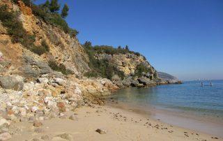 caminhada praia portinho coelhos serra arrabida galapos caminhando-19