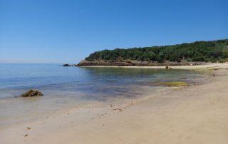 caminhada praia portinho coelhos serra arrabida galapos caminhando-2