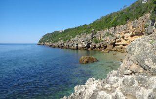 caminhada praia portinho coelhos serra arrabida galapos caminhando-6
