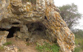 caminhada gruta olelas almargem do bispo gruta caminhando-15