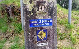 caminhada santiago de compostela caminho central portugues caminhando-11