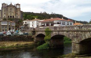 caminhada santiago de compostela caminho central portugues caminhando-20