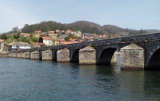 caminhada santiago de compostela caminho central portugues caminhando-27