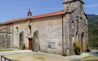 caminhada santiago de compostela caminho central portugues caminhando-7