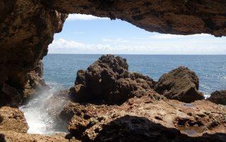 visita convento da arrabida setubal gruta santa margarida caminhando-1