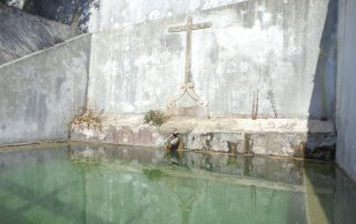 visita convento da arrabida setubal gruta santa margarida caminhando-13