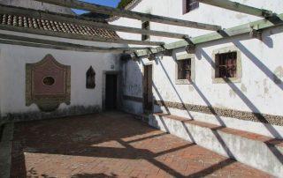 visita convento da arrabida setubal gruta santa margarida caminhando-18