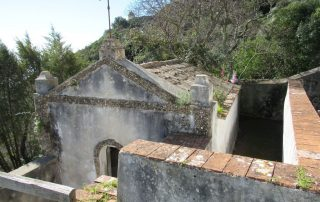 visita convento da arrabida setubal gruta santa margarida caminhando-19