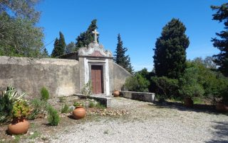 visita convento da arrabida setubal gruta santa margarida caminhando-29