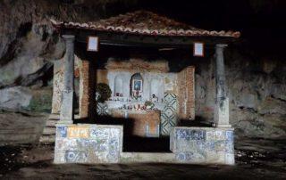 visita convento da arrabida setubal gruta santa margarida caminhando-4