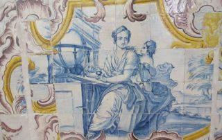 visita palacio marques de pombal oeiras caminhando-3