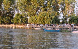 passeio barco escaroupim avieiros caminhando 16