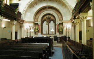 visita guiada sinagoga lisboa caminhando 4