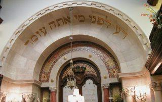 visita guiada sinagoga lisboa caminhando 5