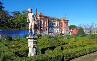 visita palacio marques de fronteira caminhando-17